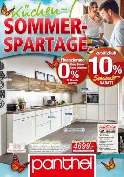 Küchen-Sommer-Spartage
